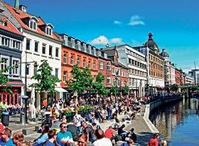 Ein Fotov on Aarhus